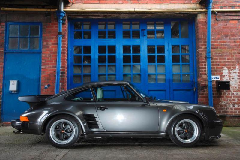 911 Turbo (930 LE)
