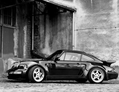 911 Turbo (964)