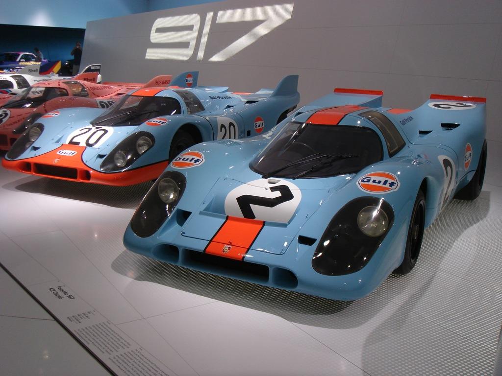 Porsche Museum, Germany
