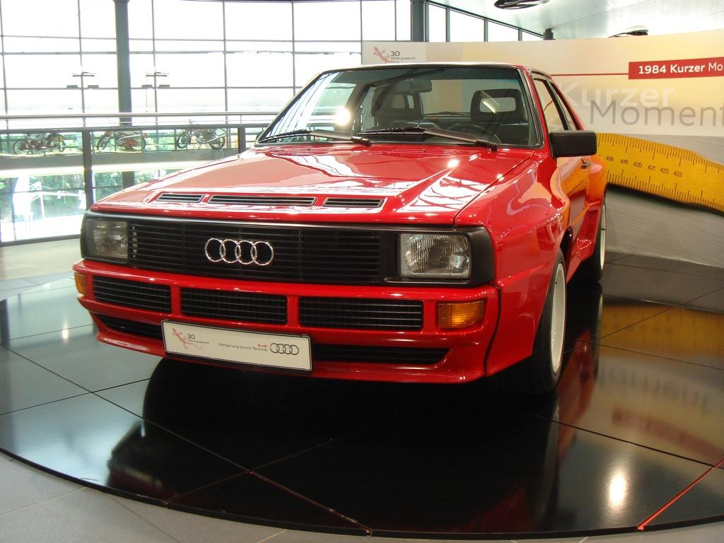 Audi UR Quattro