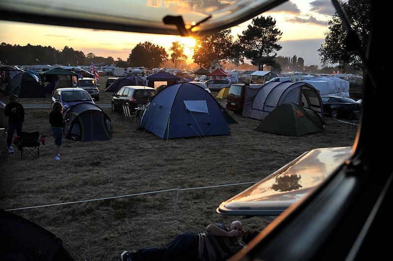 Le Mans Campsite