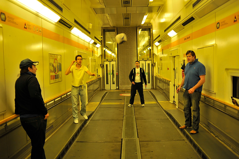 Euro Tunnel Rugby