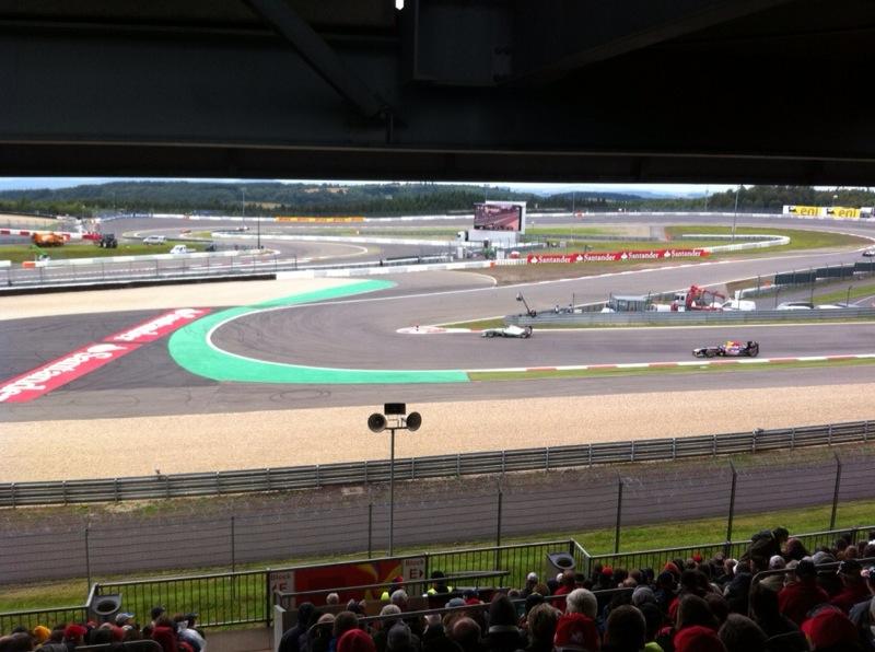 German F1 Nurburgring